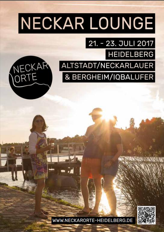 NECKAR LOUNGE 2017 – Altstadt Und Bergheim