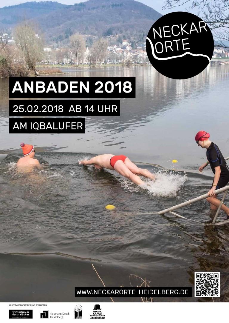 Plakat Anbaden A3 2018 (Medium)